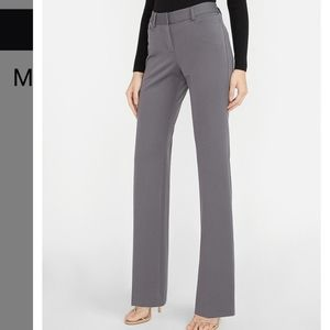 NWT Express brand artist style grey trousers 6